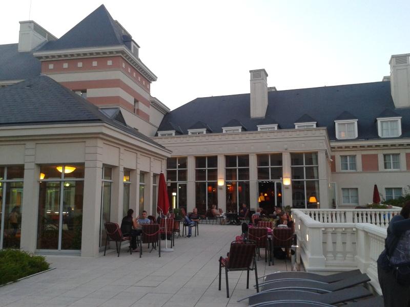 De la chaleur, des incivilités, une demande en fiançailles : bref, mon séjour à Disneyland Paris du 09 au 14 août ! 2012-042
