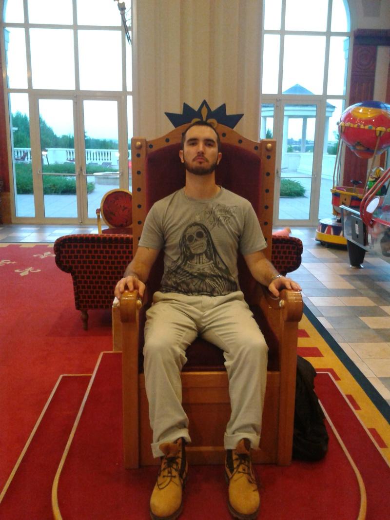 De la chaleur, des incivilités, une demande en fiançailles : bref, mon séjour à Disneyland Paris du 09 au 14 août ! 2012-043