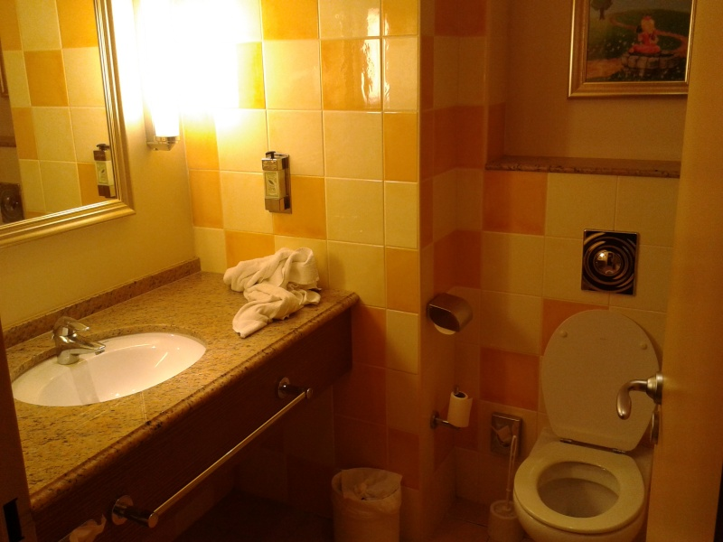 De la chaleur, des incivilités, une demande en fiançailles : bref, mon séjour à Disneyland Paris du 09 au 14 août ! 2012-046
