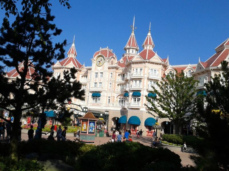 De la chaleur, des incivilités, une demande en fiançailles : bref, mon séjour à Disneyland Paris du 09 au 14 août ! 2012-057