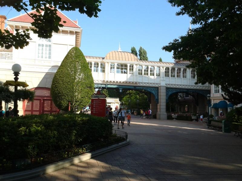 De la chaleur, des incivilités, une demande en fiançailles : bref, mon séjour à Disneyland Paris du 09 au 14 août ! 2012-058