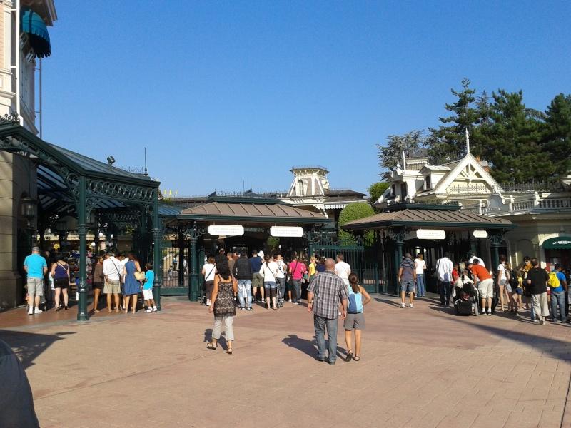 De la chaleur, des incivilités, une demande en fiançailles : bref, mon séjour à Disneyland Paris du 09 au 14 août ! 2012-059
