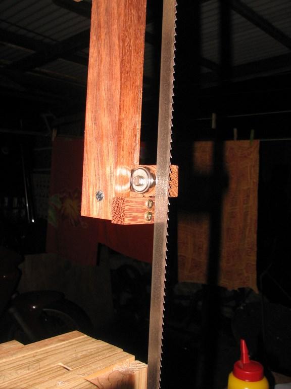 fabrication d'une Scie à ruban en bois - Page 2 Img_4017
