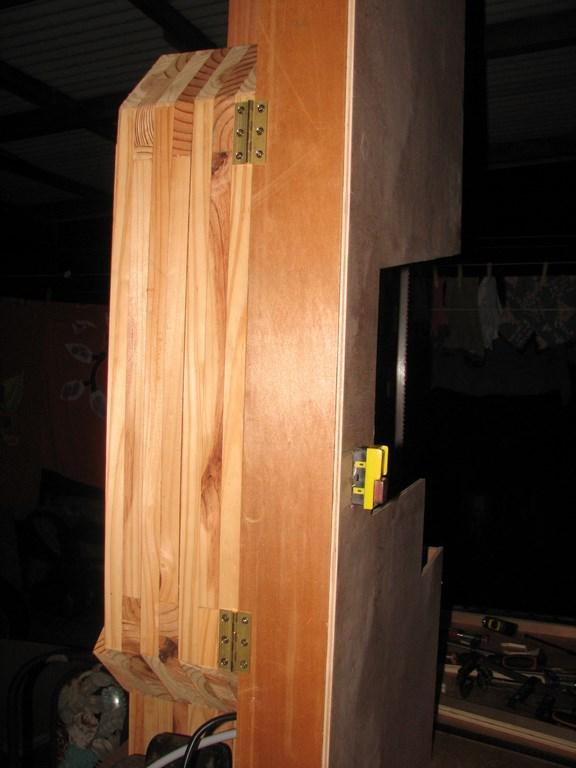 fabrication d'une Scie à ruban en bois - Page 2 Img_4018