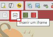 Botão no sceditor para adicionar um iframe Image514