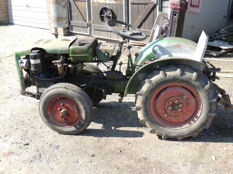 agria - voila ce que j ai trouver un tracteur agria Agria_22