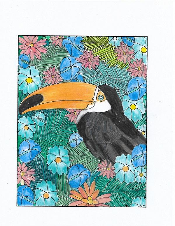 coloriage anti-stress pour adulte - Page 5 Concju17