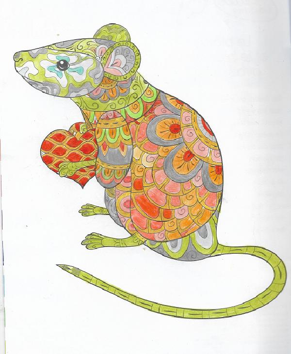 coloriage anti-stress pour adulte - Page 17 Concra15
