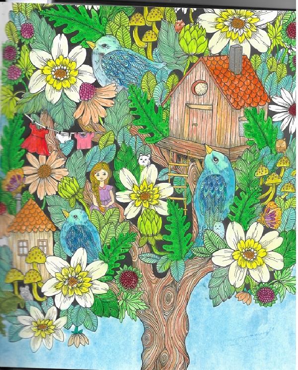 coloriage anti-stress pour adulte - Page 14 Livrec10
