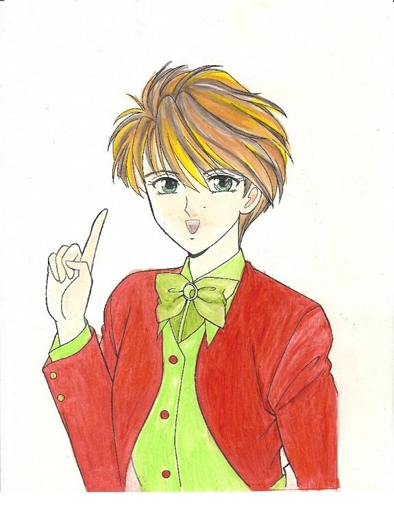 coloriage anti-stress pour adulte - Page 16 Manga112