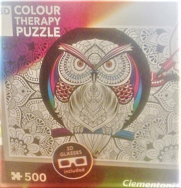 Puzzle  art-thérapie Puzzle10