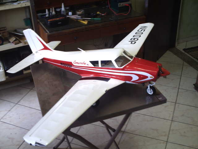 Projeto Aeromodelo Comanche (Elcio) Pict0110