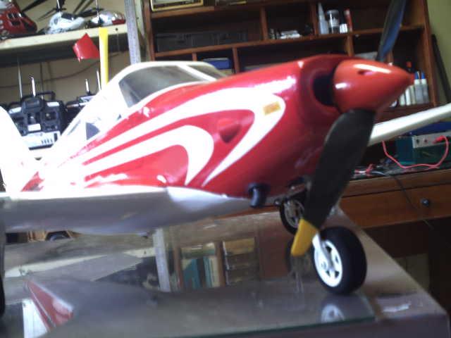 Projeto Aeromodelo Comanche (Elcio) Pict0112
