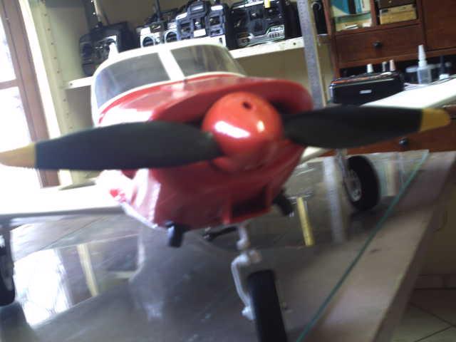 Projeto Aeromodelo Comanche (Elcio) Pict0113