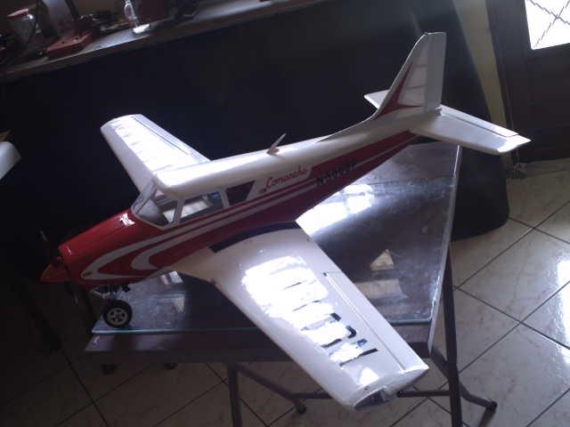 Projeto Aeromodelo Comanche (Elcio) Pict0114
