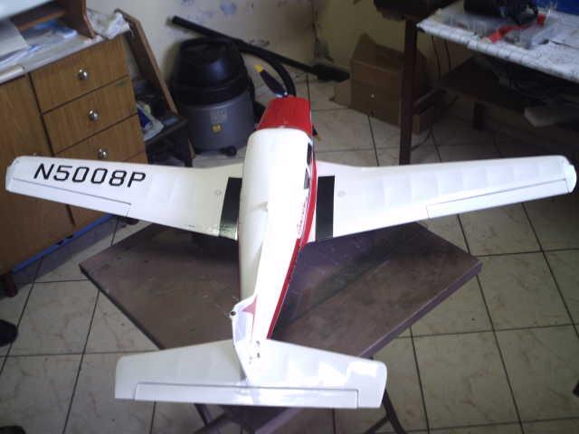 Projeto Aeromodelo Comanche (Elcio) Pict0115