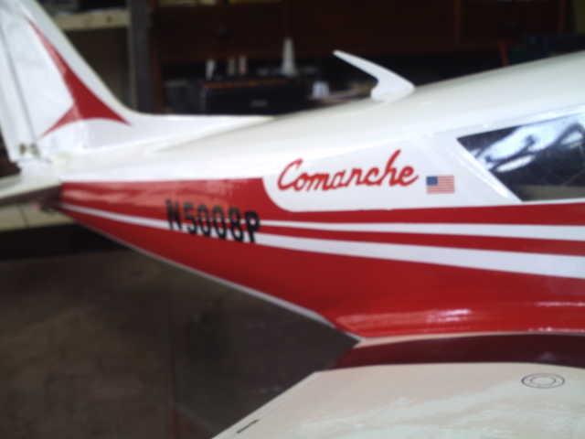 Projeto Aeromodelo Comanche (Elcio) Pict0117