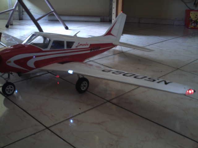 Projeto Aeromodelo Comanche (Elcio) Pict0119