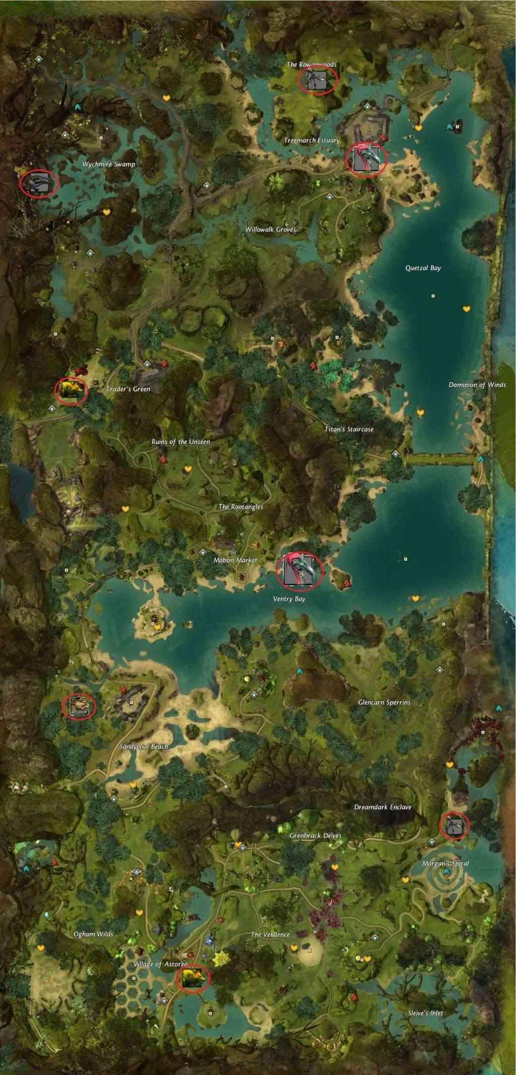 Map de localisation des pets pour rodeurs Pet_fo12