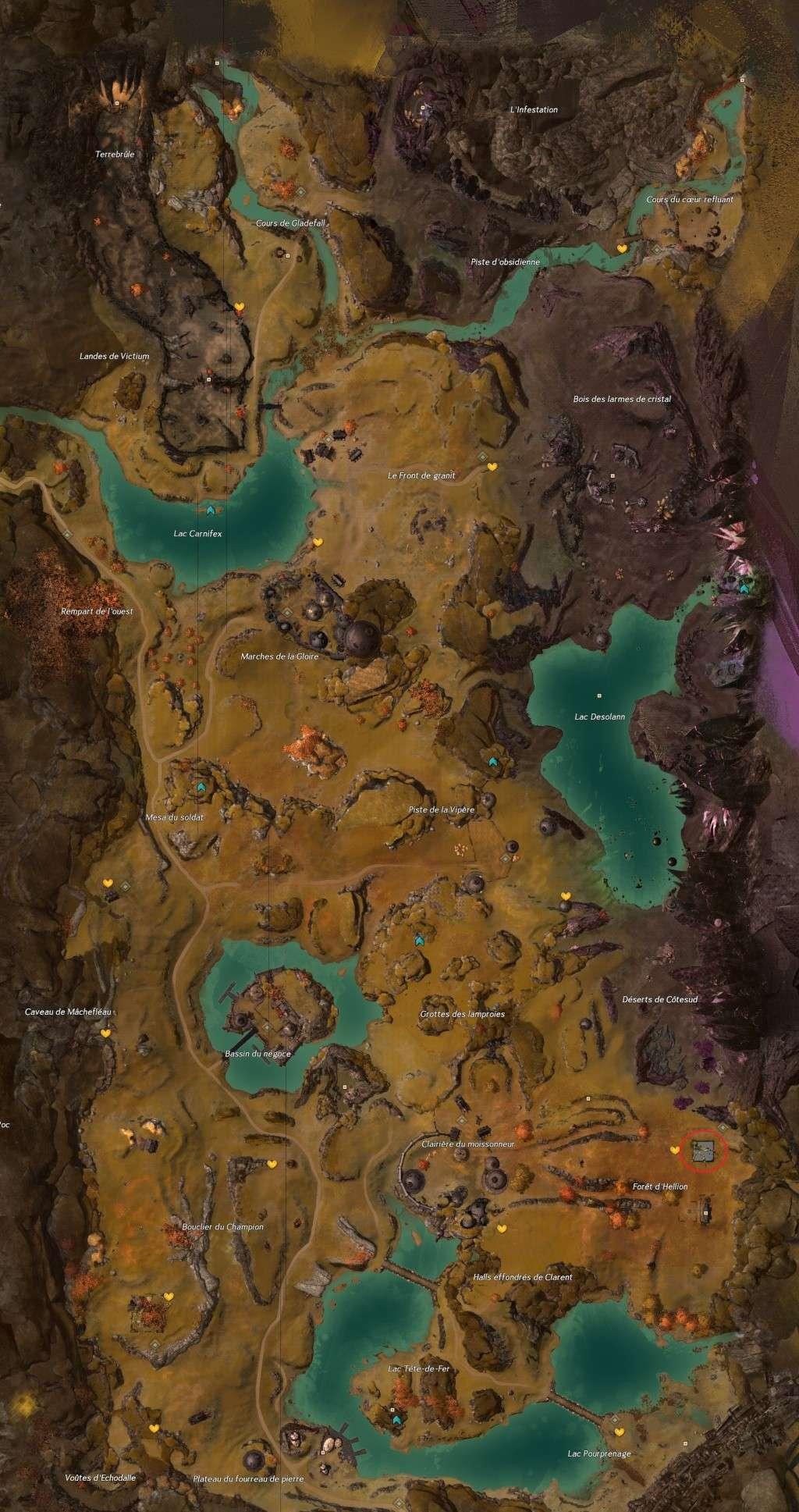 Map de localisation des pets pour rodeurs Pet_ma10