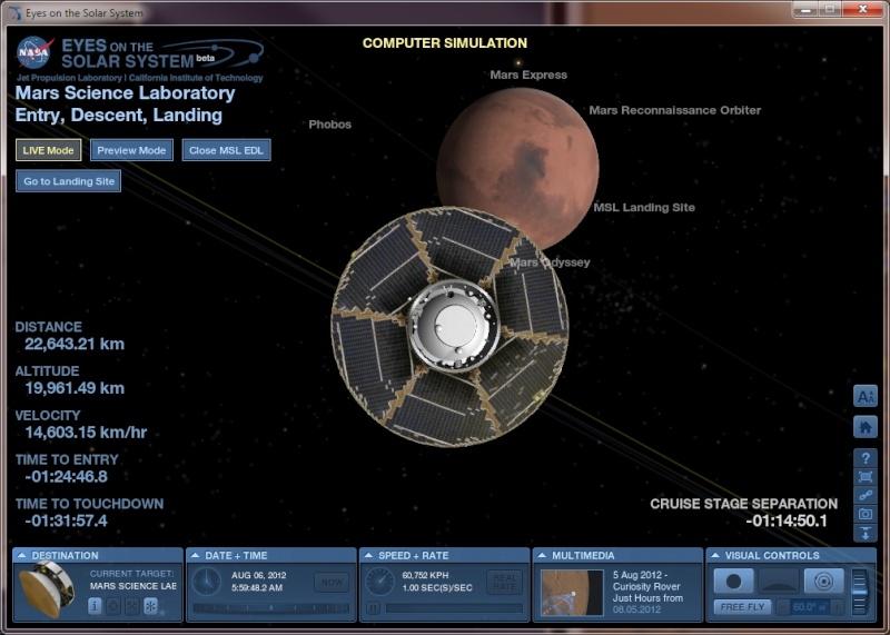 [Curiosity/MSL] Atterrissage sur Mars le 6 août 2012, 7h31 - Page 5 Image111
