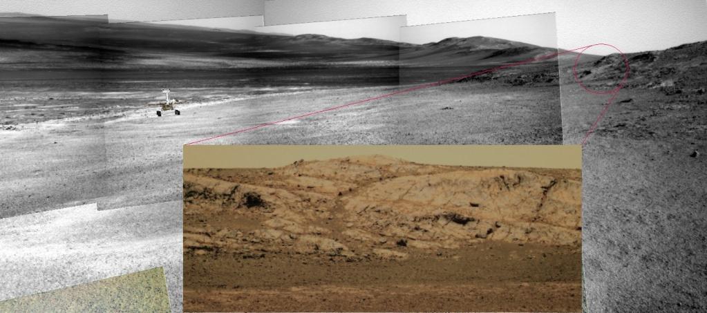 Opportunity et l'exploration du cratère Endeavour - Page 4 Image232