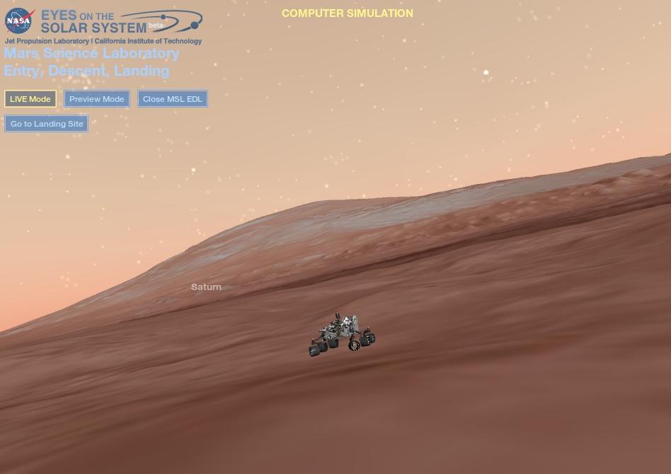 [Curiosity/MSL] Atterrissage sur Mars le 6 août 2012, 7h31 - Page 13 Image411
