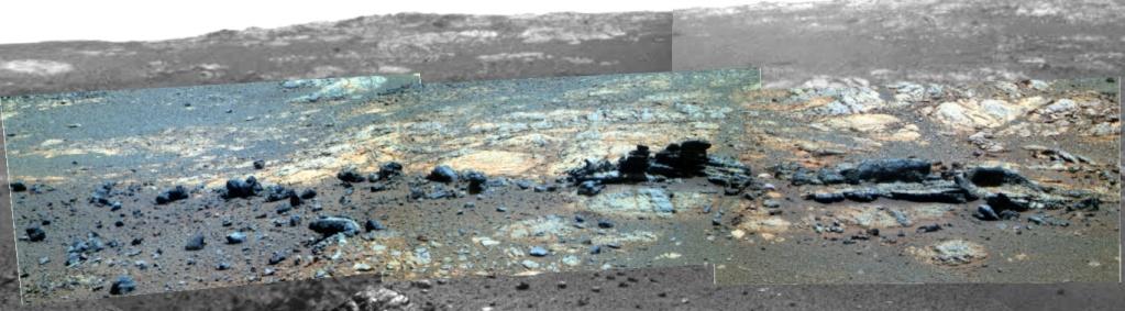 Opportunity et l'exploration du cratère Endeavour - Page 4 Oppyim12