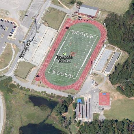 Hoover High School Football Stadium