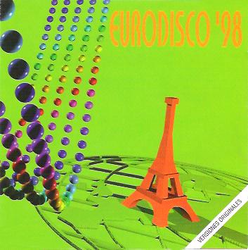 Eurodisco Collection - 1998 - 1999 Euro9810