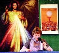 Mgr René Laurentin interview la Fille du Soleil ! Filles10