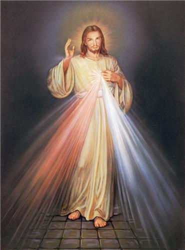 """""""Je suis un Dieu Miséricordieux,"""" - Jésus ! I-gran10"""