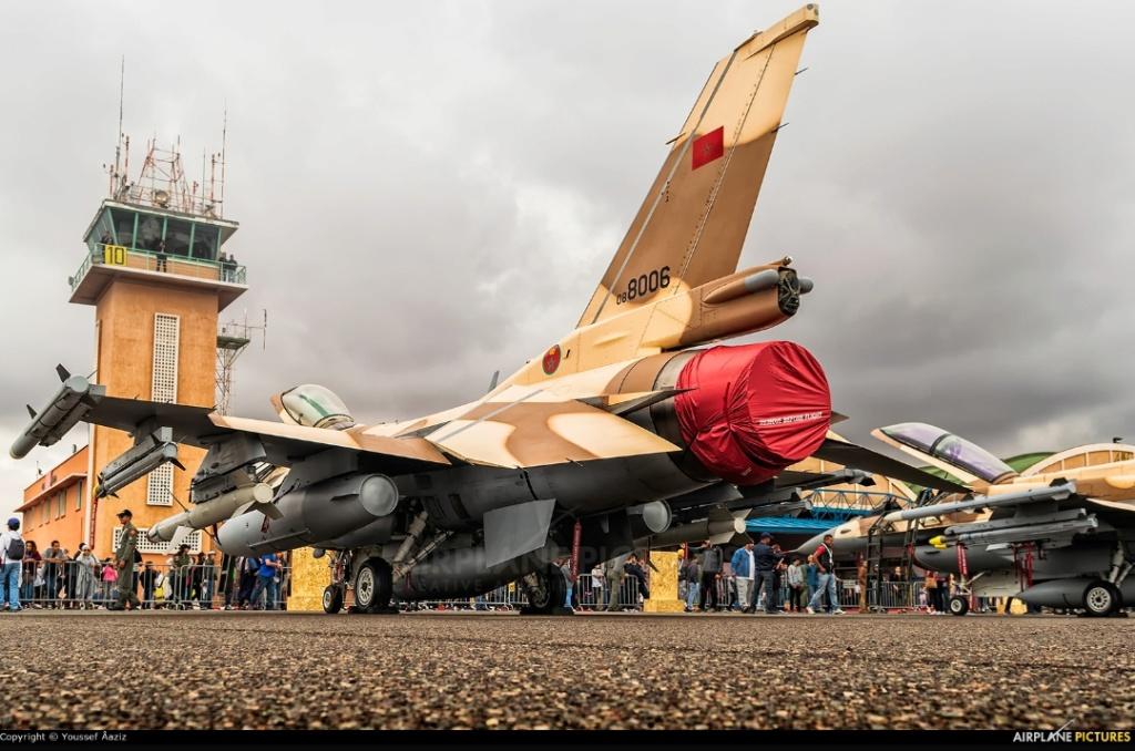 Photos RMAF F-16 C/D Block 52+ - Page 12 20181110