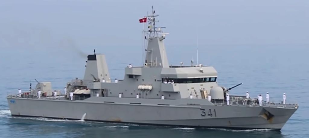 Parade Navale - Tunisie 16 octobre 2018 20181114