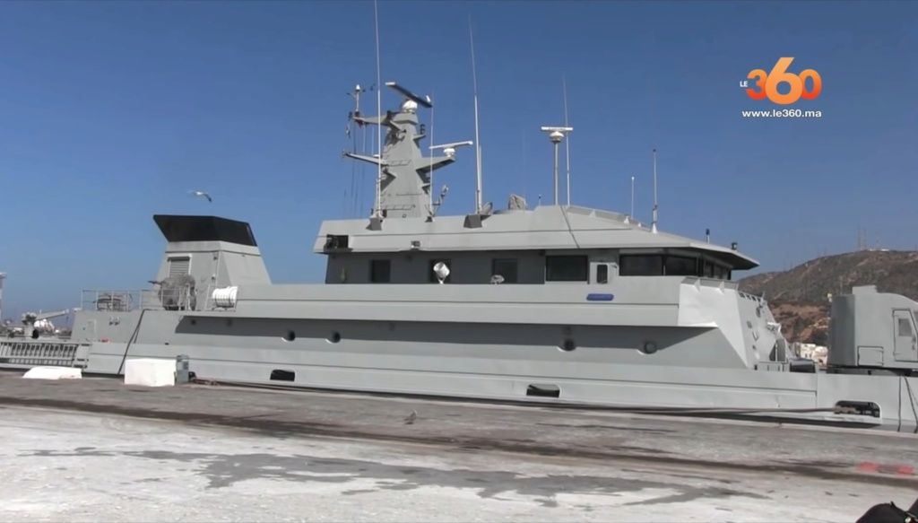 Royal Moroccan Navy Patrol Boats / Patrouilleurs de la Marine Marocaine - Page 13 20190414