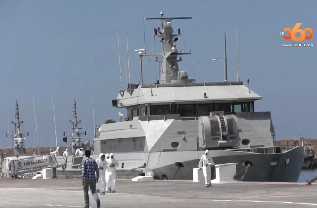 Royal Moroccan Navy Patrol Boats / Patrouilleurs de la Marine Marocaine - Page 13 20190415