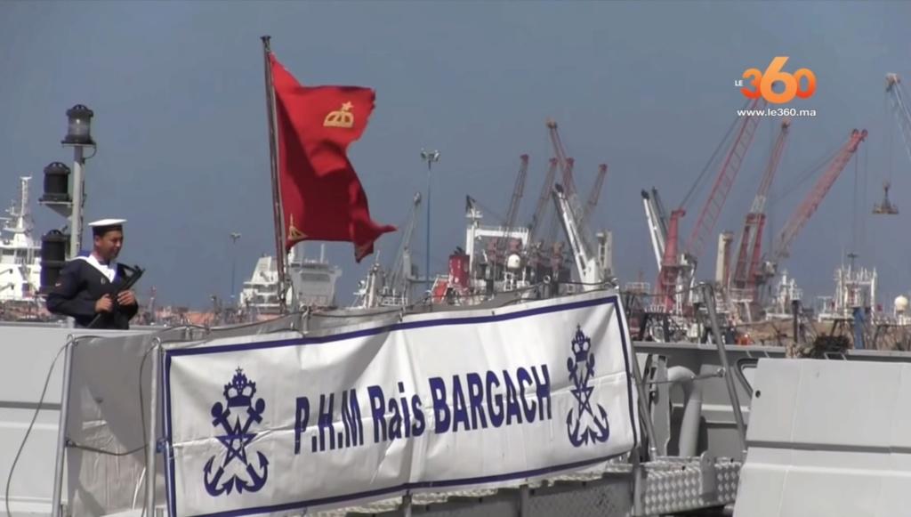 Royal Moroccan Navy Patrol Boats / Patrouilleurs de la Marine Marocaine - Page 13 20190418