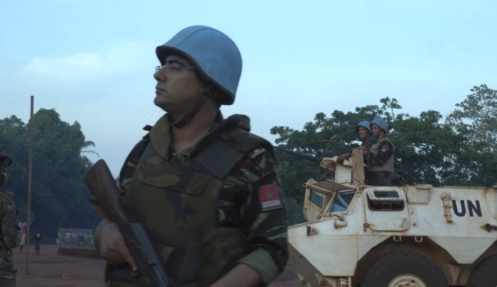 Maintien de la paix dans le monde - Les FAR en République Centrafricaine - RCA (MINUSCA) - Page 17 20190510
