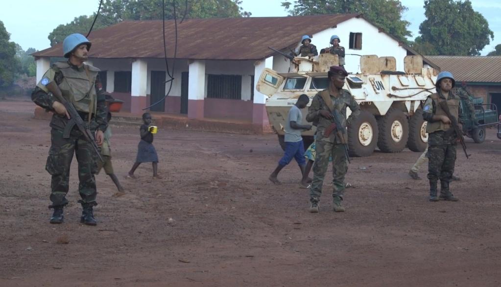 Maintien de la paix dans le monde - Les FAR en République Centrafricaine - RCA (MINUSCA) - Page 17 20190513