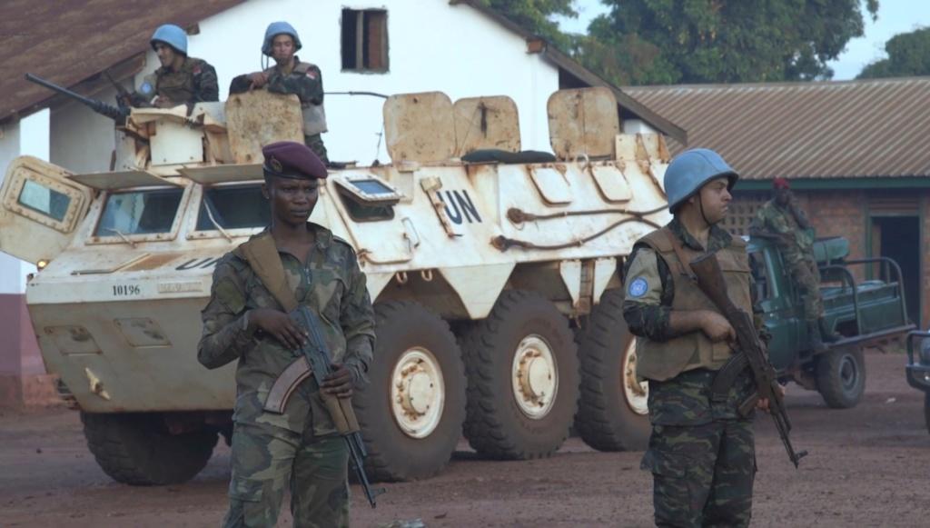 Maintien de la paix dans le monde - Les FAR en République Centrafricaine - RCA (MINUSCA) - Page 17 20190514