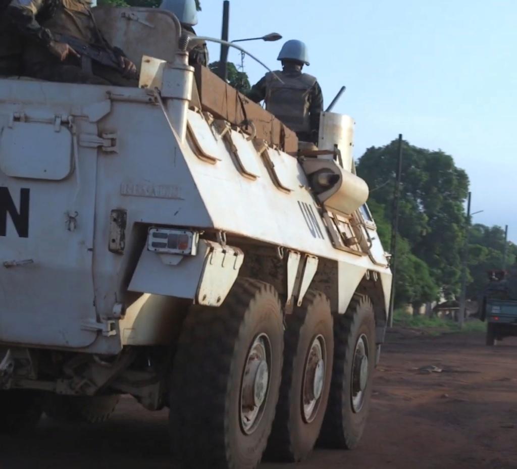 Maintien de la paix dans le monde - Les FAR en République Centrafricaine - RCA (MINUSCA) - Page 17 20190515