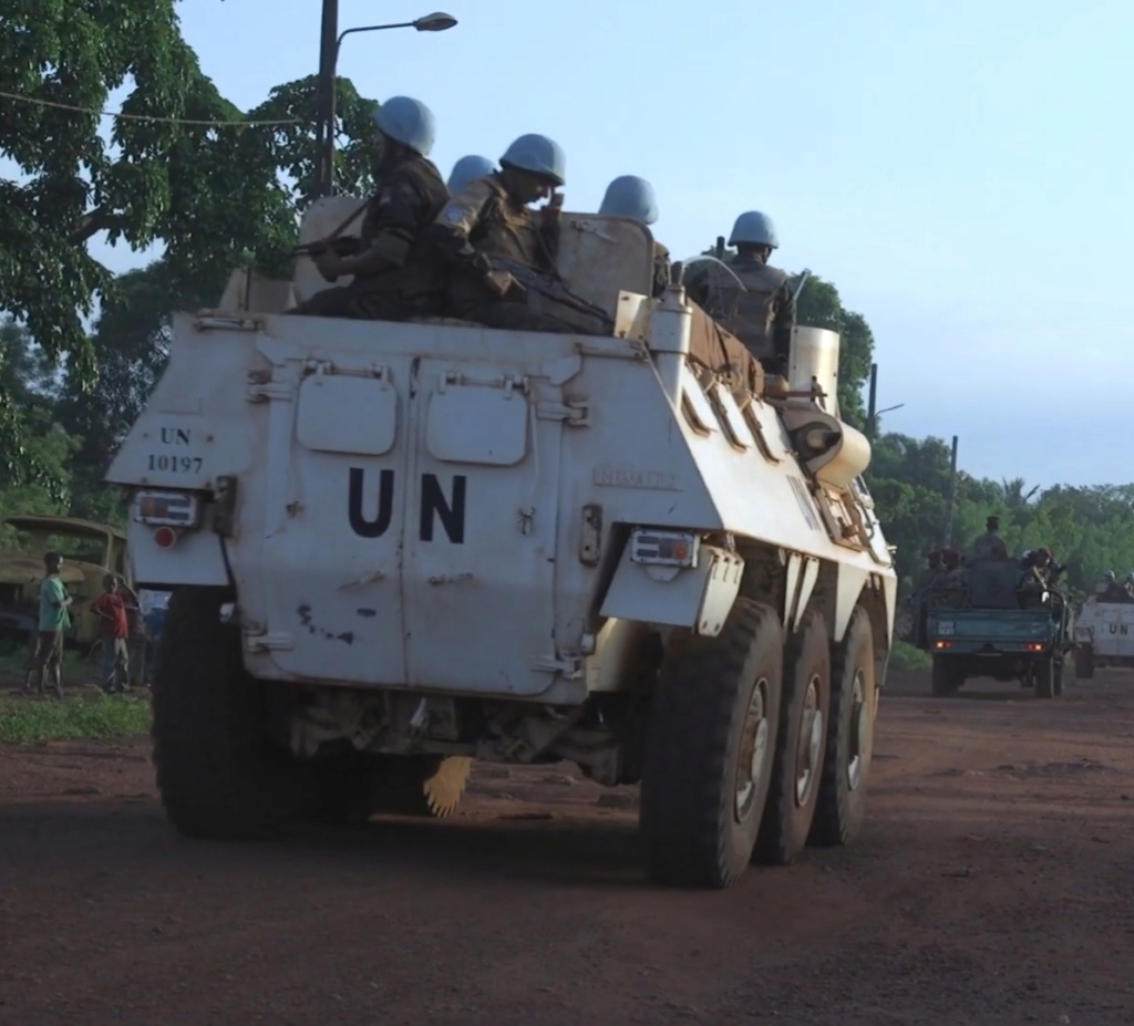 Maintien de la paix dans le monde - Les FAR en République Centrafricaine - RCA (MINUSCA) - Page 17 20190516