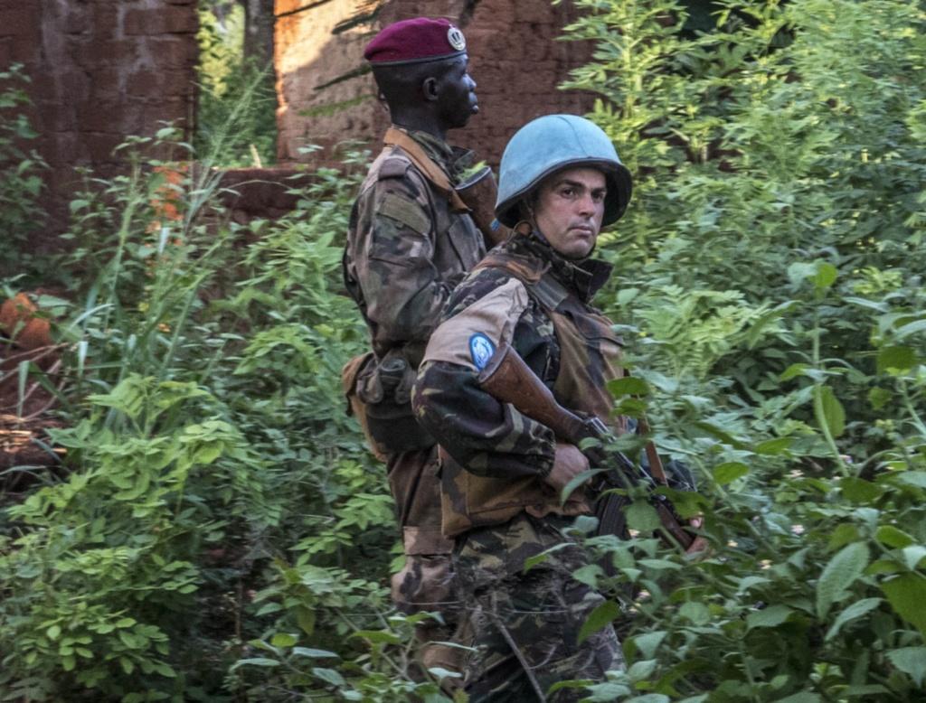 Maintien de la paix dans le monde - Les FAR en République Centrafricaine - RCA (MINUSCA) - Page 17 20190526