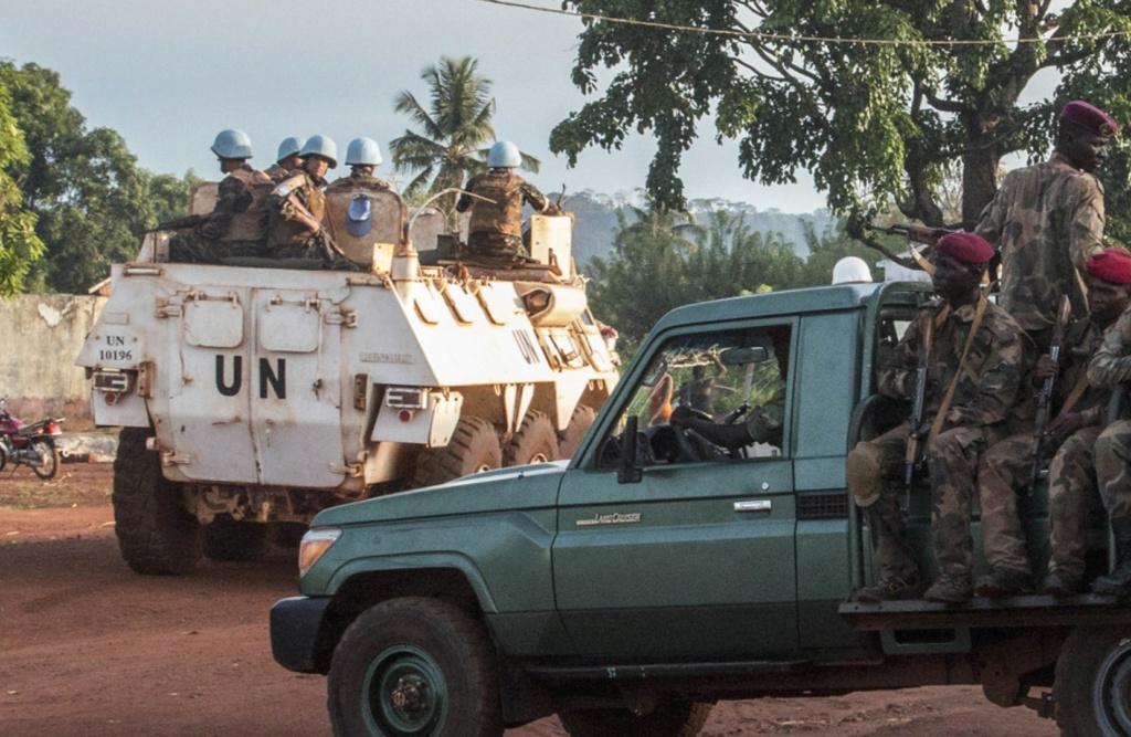 Maintien de la paix dans le monde - Les FAR en République Centrafricaine - RCA (MINUSCA) - Page 17 20190527