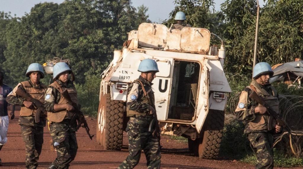 Maintien de la paix dans le monde - Les FAR en République Centrafricaine - RCA (MINUSCA) - Page 17 20190528