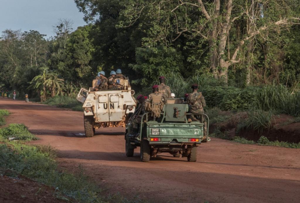 Maintien de la paix dans le monde - Les FAR en République Centrafricaine - RCA (MINUSCA) - Page 17 20190530