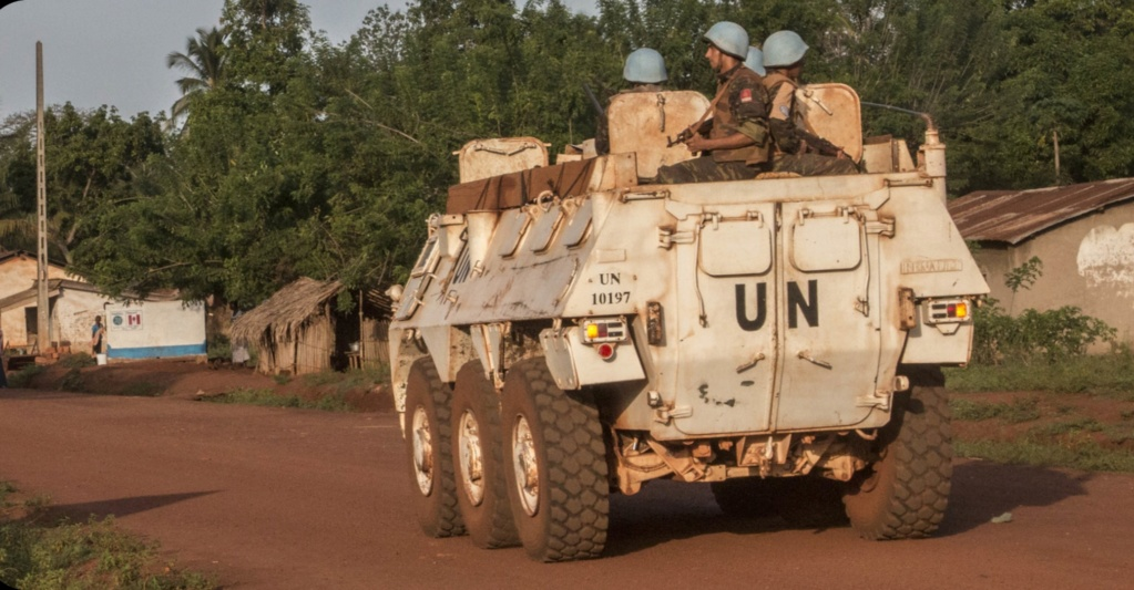 Maintien de la paix dans le monde - Les FAR en République Centrafricaine - RCA (MINUSCA) - Page 17 20190531