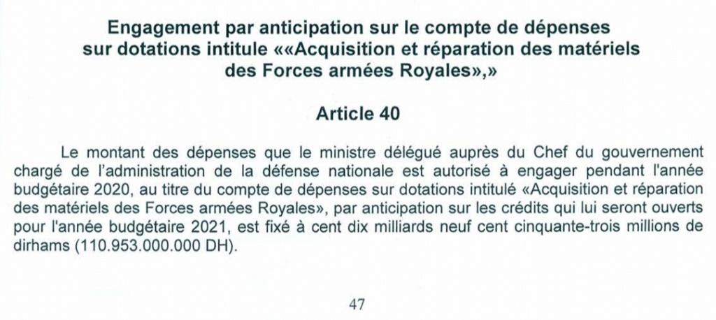 Budget Défense 2020 20191017