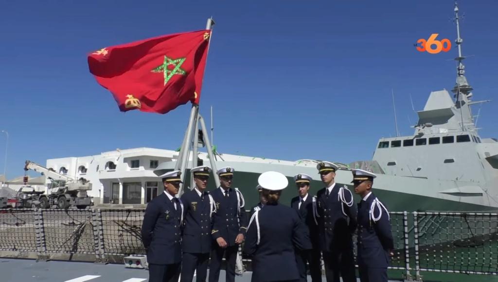 Royal Moroccan Navy FREMM Frigate / FREMM Marocaine - Mohammed VI - Page 13 20200100