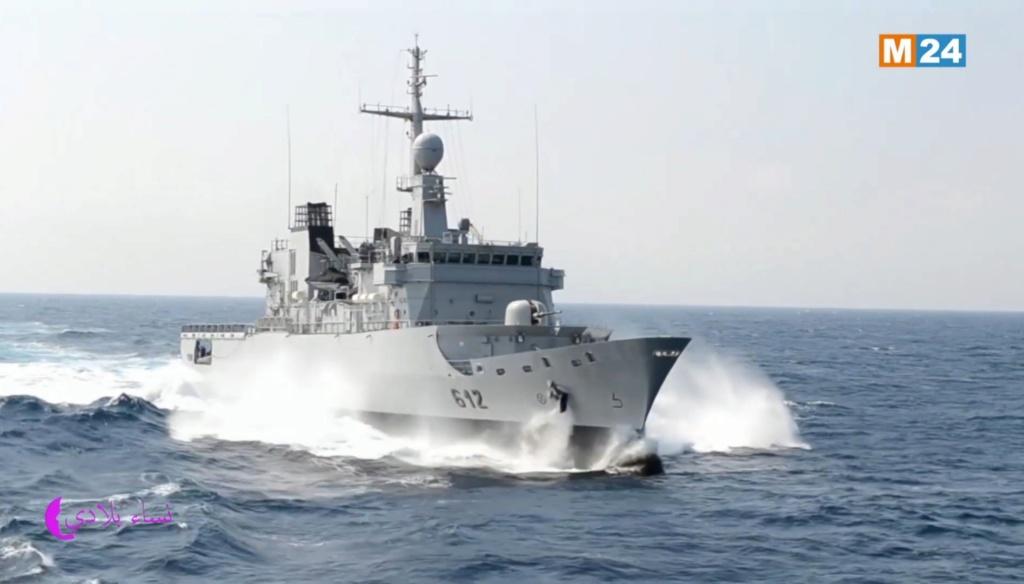 Royal Moroccan Navy Floréal Frigates / Frégates Floréal Marocaines - Page 15 20200105